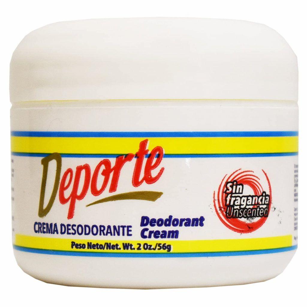 Desodorante En Crema Sin Perfume - Comprar On line 2