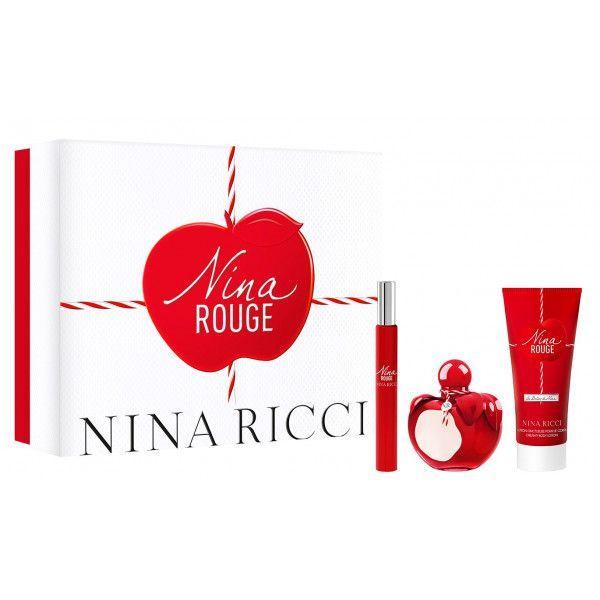 Estuche Nina Rouge Eau de Toilette - Comprar Online 2