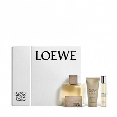 Estuche Solo Loewe Cedro After Shave - Comprar en Linea 2