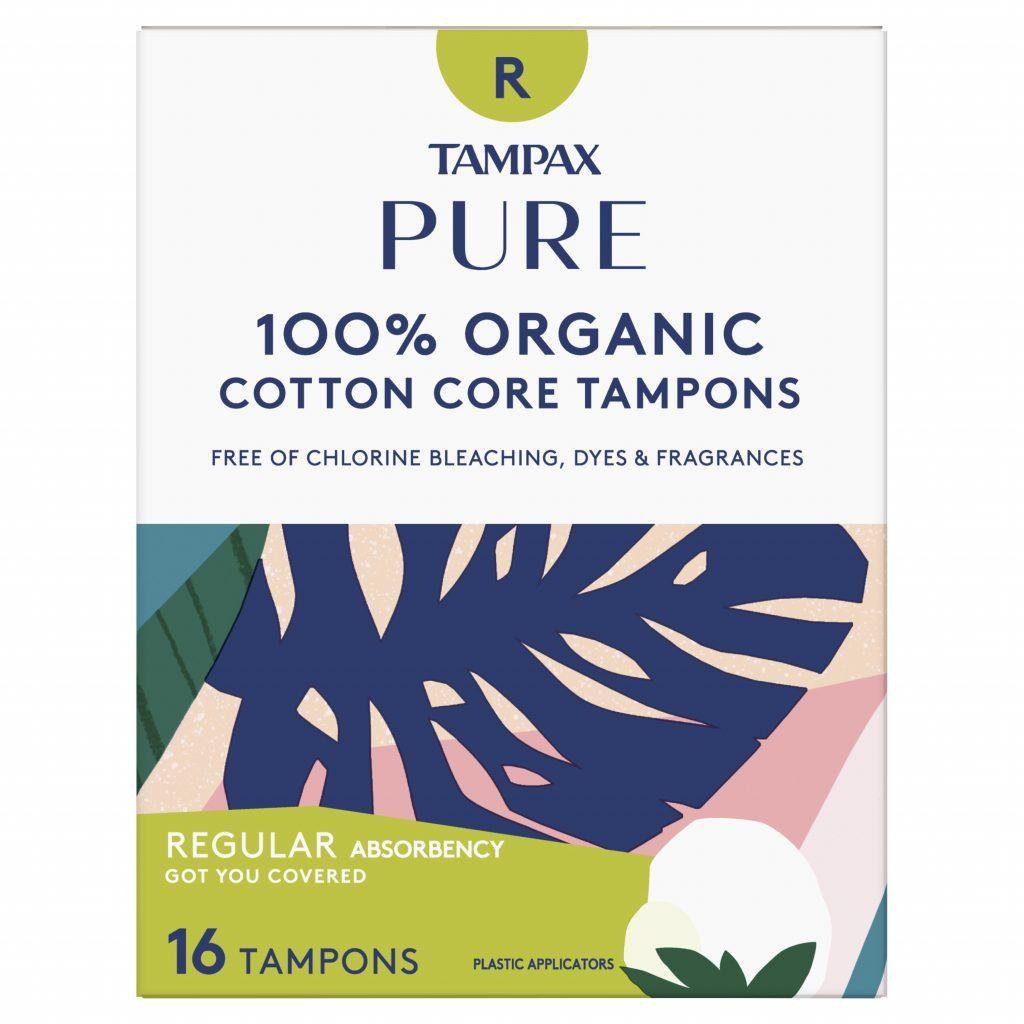 Tampon Tampax Naturals Regular 16 - Comprar Online 2