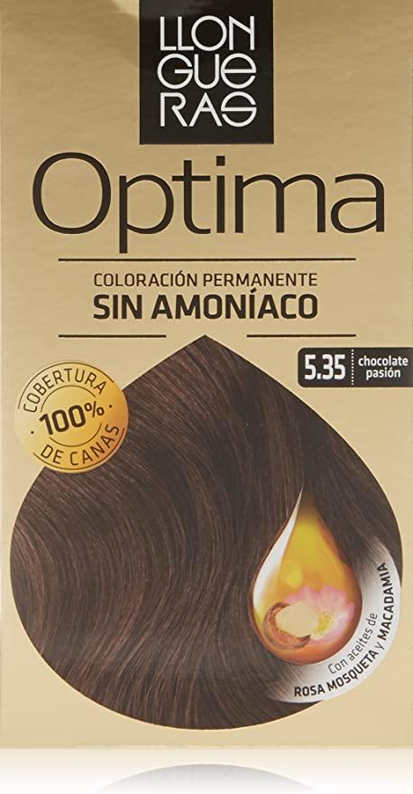 Tinte Capilar 5.35 Chocolate Pasión - Comprar On line 2