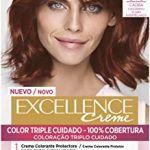 Tinte Excellence Creme 5.6 Caoba - La Mejor selección Online