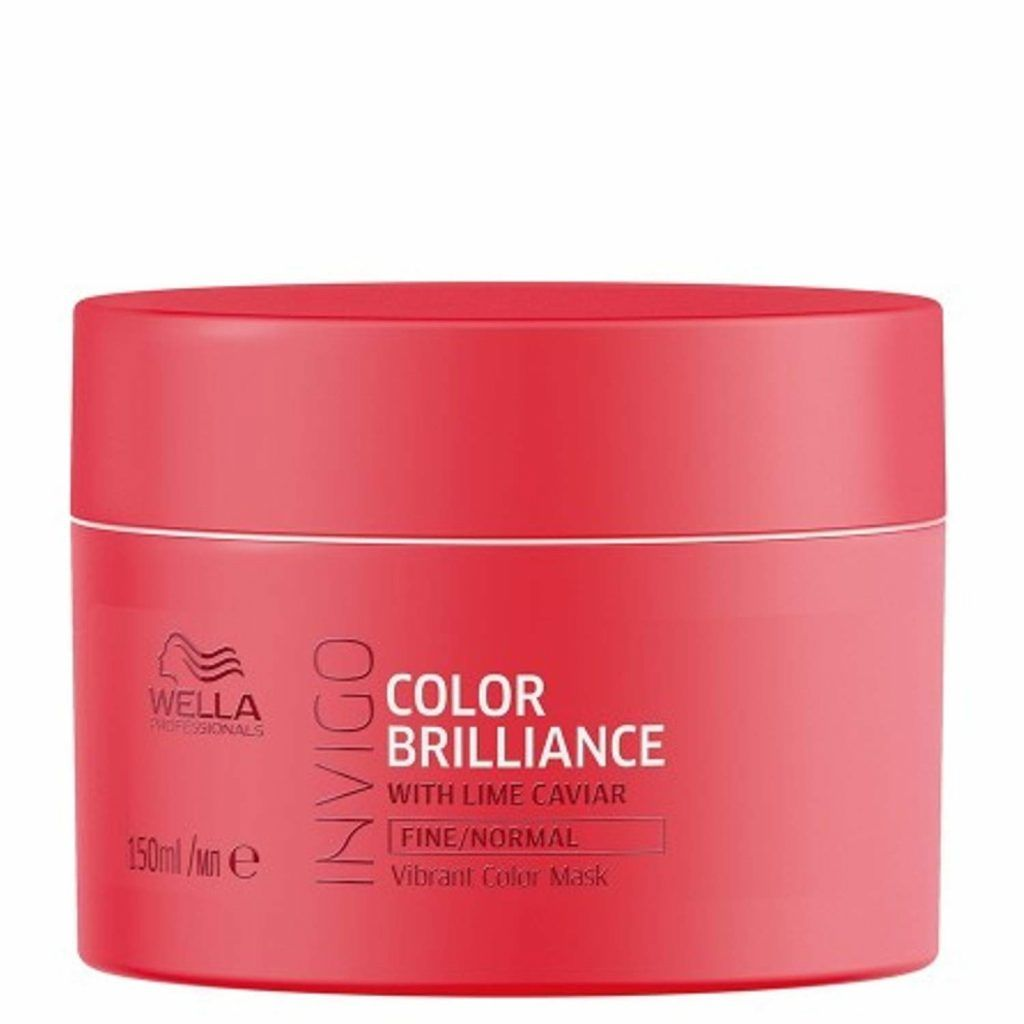 Wella Invigo Brillance Mask - Opiniones Online 2