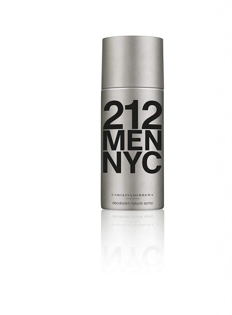 212 Men Desodorante Spray - Comprar On line 2
