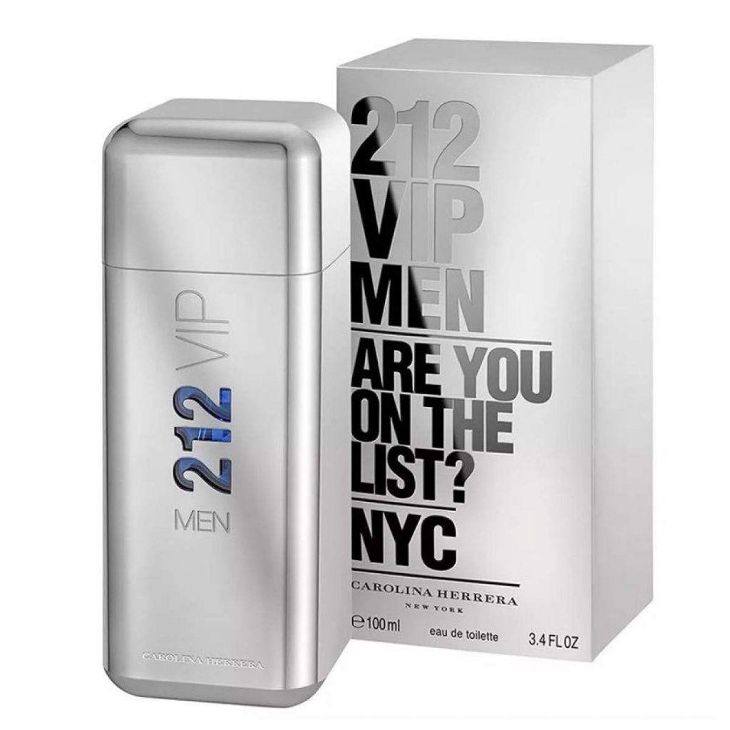 212 Vip Men Eau De Toilette - Comprar Online 2