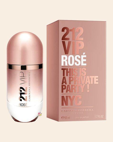 212 Vip Rose Eau De Parfum - La Mejor selección en Linea 2