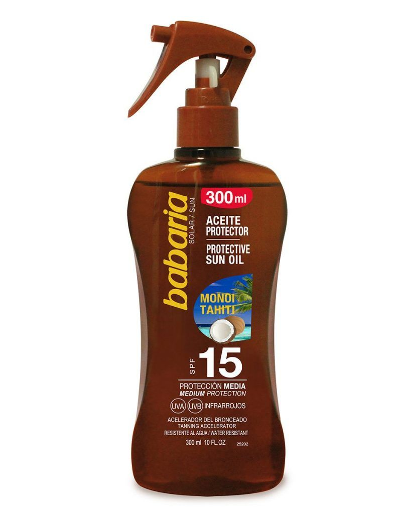 Aceite Protector Monoi Tahiti SFP15 - Comprar en Linea 2