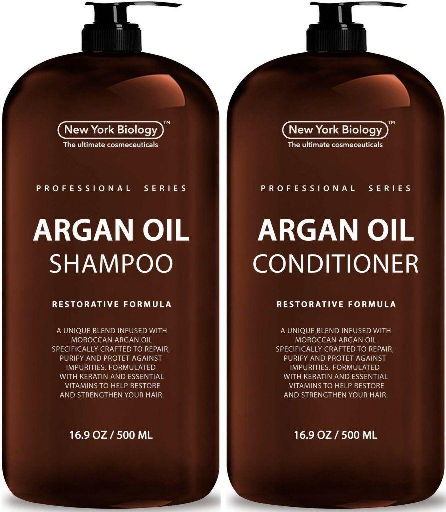 Acondicionador Aceite de Argán Marroquí - Comprar Online 2