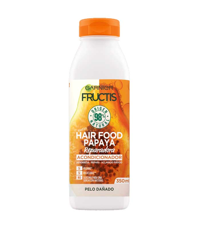 Acondicionador Fructis Hair Food Papaya - Top 5 On line 2
