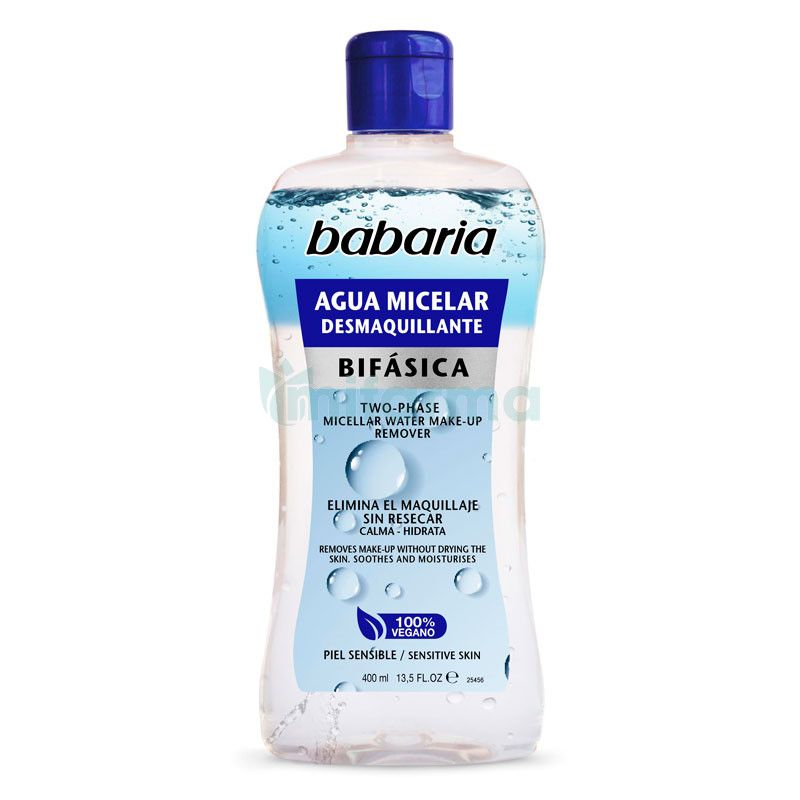 Agua Micelar Bifásica Babaria - Donde comprar en Linea 2