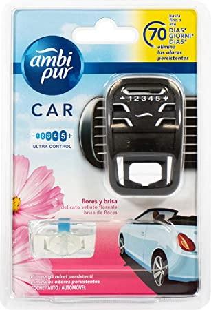 Ambientador Car Recambio Aqua - Top 5 On line 2