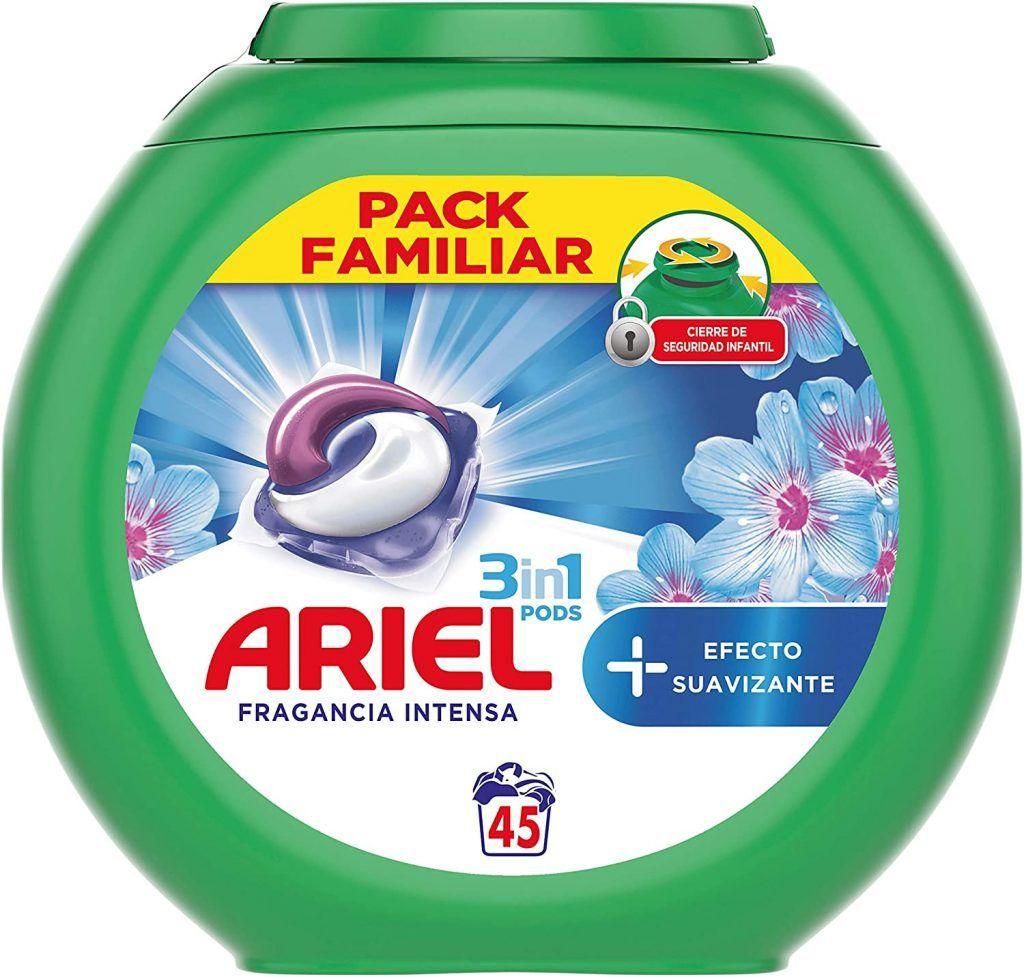 Ariel All in 1 cápsulas fragancia intensa - Opiniones Online 2