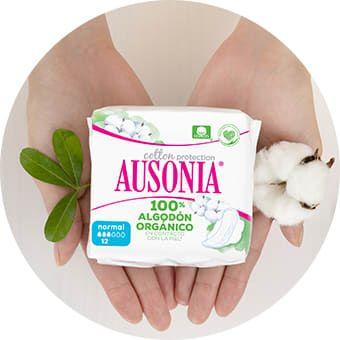 Ausonia Cotton Protection Protege Slip -  Mejor selección On line 2