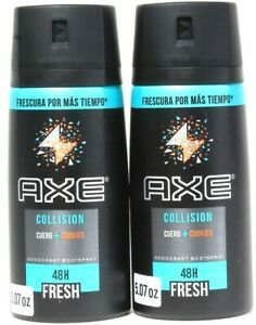 Axe Collision Desodorizante Leather - Top 5 On line 2