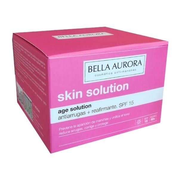 Bella Aurora Age Solution Antiarrugas - La Mejor selección Online 2