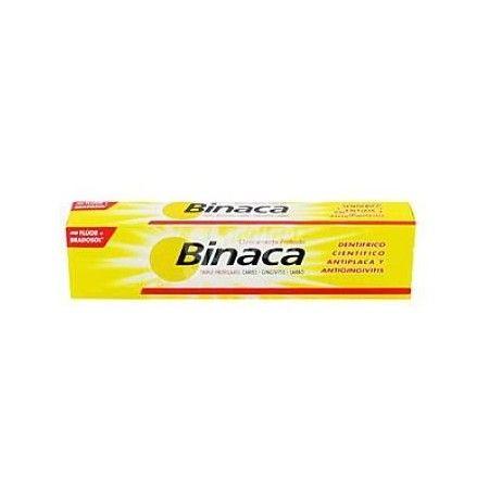 Binaca Pasta Amarillo Binaca - Comprar Online 2