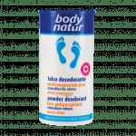 Body Natur Talco Desodorante Pies - Donde comprar en Linea