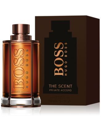 Boss Scent Private Accord for Him -  Mejor selección On line 2