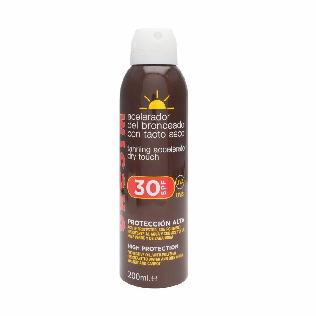 Bronceador Sensitive Leche Spray SPF50 -  Mejor selección On line 2