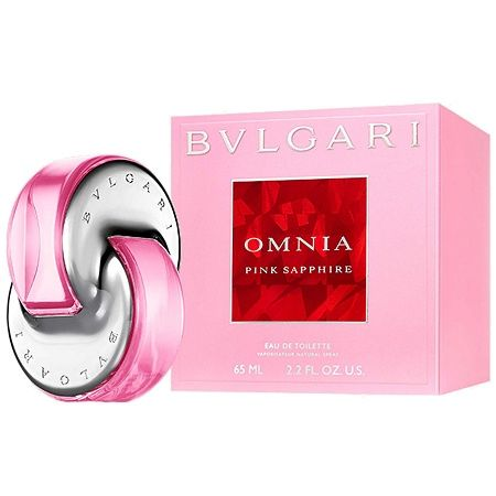 Bvlgari Omnia Pink Sapphire Candy - Top 5 On line 2