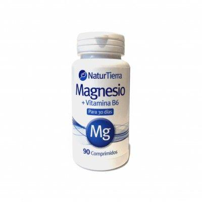 Cápsulas Naturtierra Magnesio + B6 - Top 5 en Linea 2