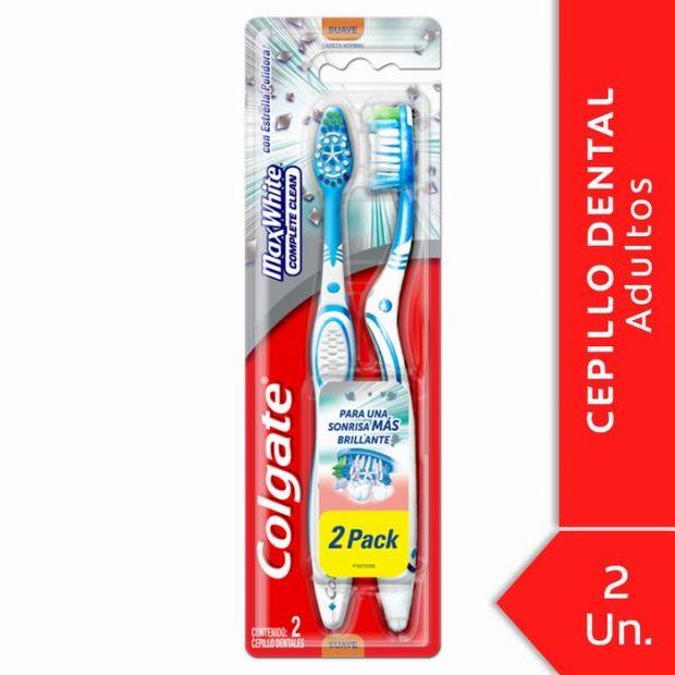 Cepillo Dental Max White Medio - Top 5 On line 2