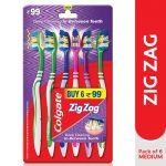 Cepillo Dental ZigZag Suave - Top 5 en Linea