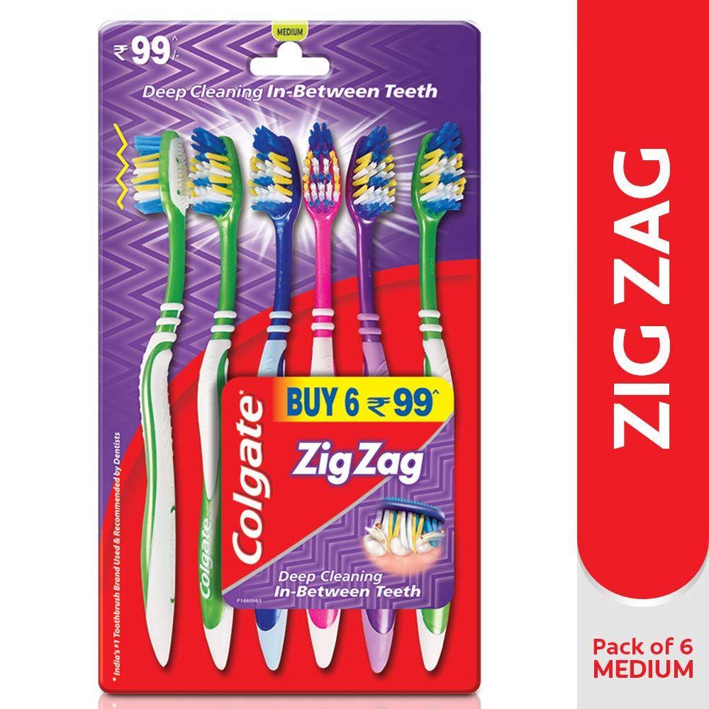Cepillo Dental ZigZag Suave - Top 5 en Linea 2