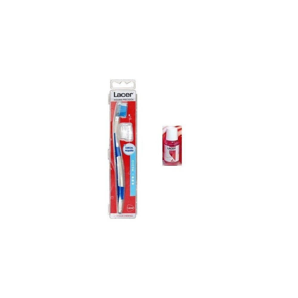 Cepillo Lacer Cabezal Pequeño Medio - Opiniones en Linea 2