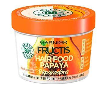 Champú Fructis Hair Food Papaya - Comprar Online 2