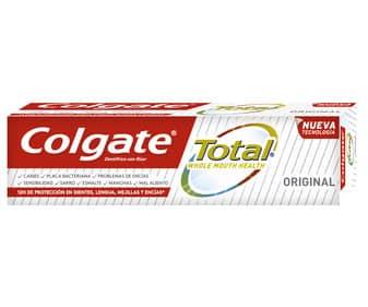 Colgate Total Original Dentífrico -  Mejor selección en Linea 2