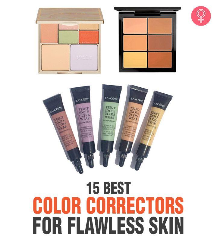 Color Correcting Concealer -  Mejor selección On line 2
