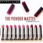 Color Sensational Powder Matte - Opiniones Online