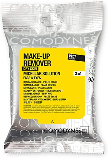 Comodynes Make Up Remover Dry Skin -  Mejor selección Online 2