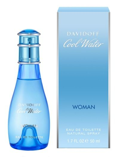Cool Water Woman Eau de Toilette - Comprar On line 2