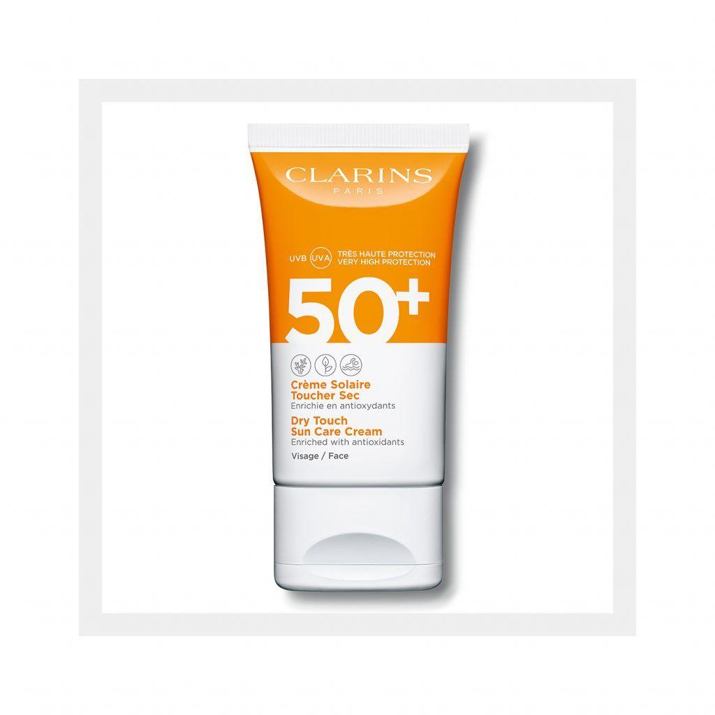 Crema Solar Tacto Seco UVA/UVB 50+ - Top 5 On line 2