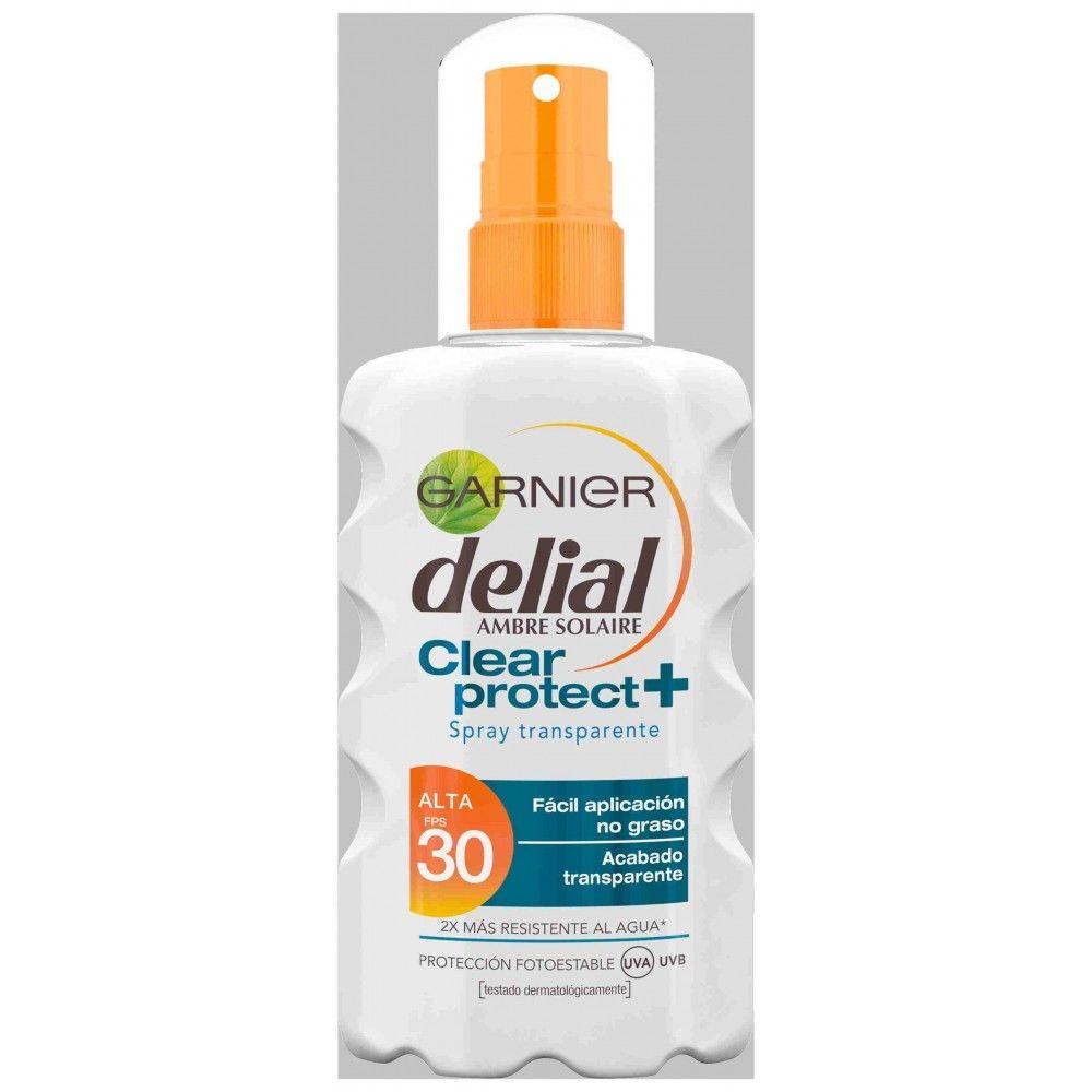 Delial Bronceador Clear protect - Comprar Online 2