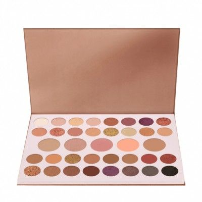Deluxe Eyes And Cheeks Powder Palette - Opiniones Online 2