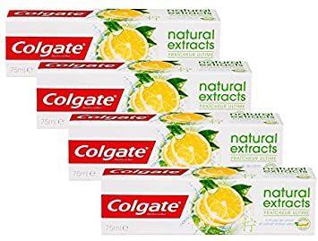 Dentífrico Natural Extractos Y Limón - Comprar en Linea 2