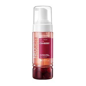 Dermalogy Real Fresh Foam Cranberry - Top 5 Online 2
