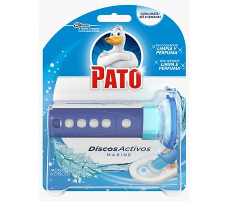 Desinfectante WC Aparato Discos Marine - Comprar Online 2