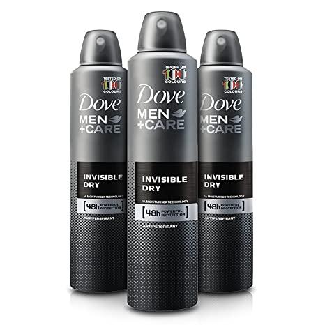 Desodorante For Men Spray Invisible Dry -  Mejor selección Online 2