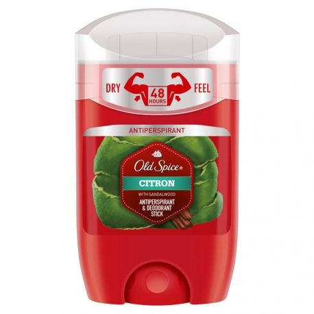 Desodorante Old Spice Stick Citron - Donde comprar On line 2