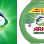 Detergente Ariel 3 en 1 Cápsulas Color - La Mejor selección Online