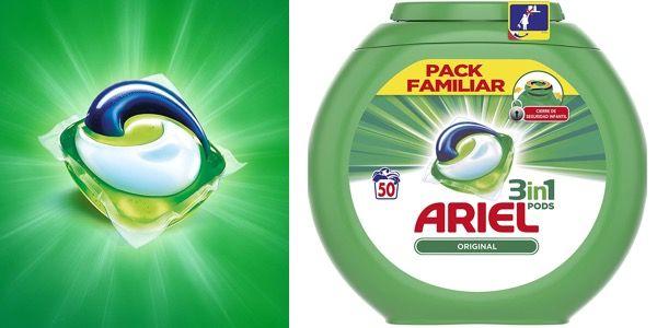 Detergente Ariel 3 en 1 Cápsulas Color - La Mejor selección Online 2