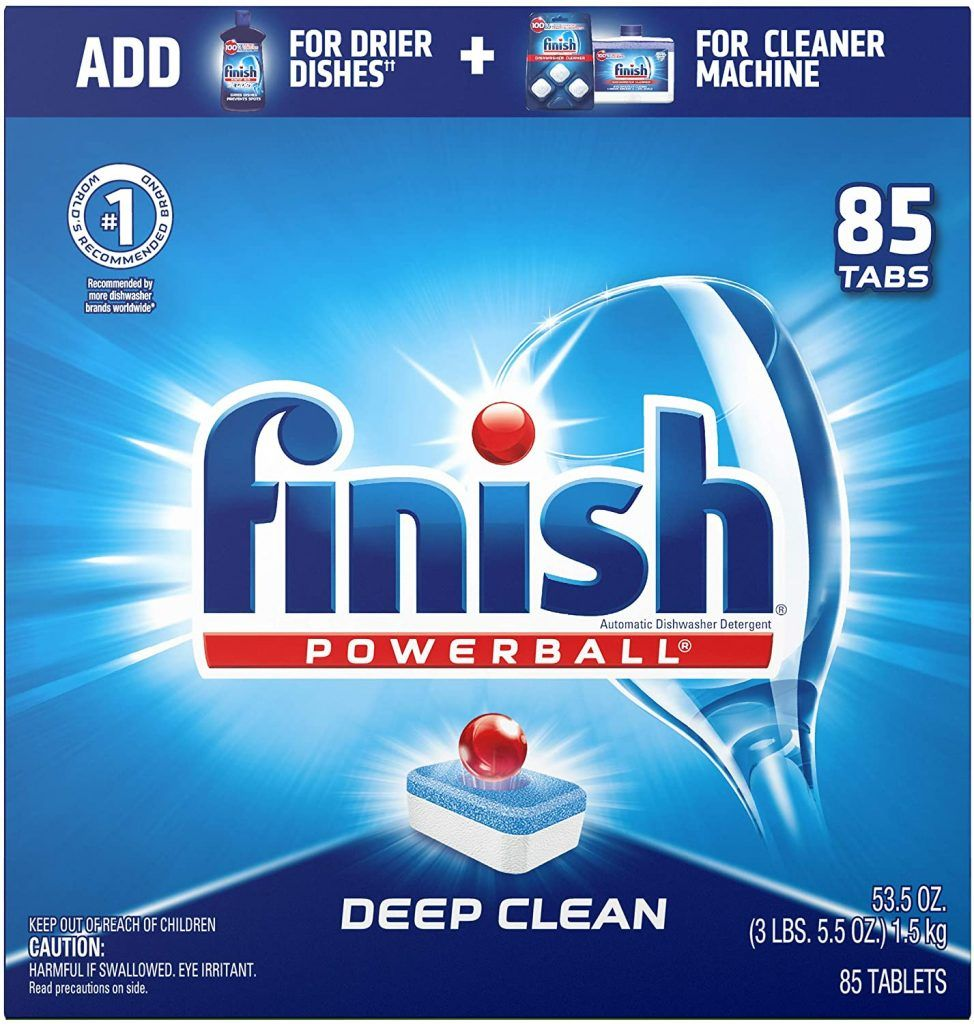Detergente Finish All en 1 - Donde comprar en Linea 2
