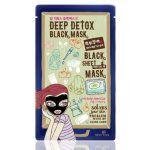 Dewytree Ginseng Black Mask - La Mejor selección On line