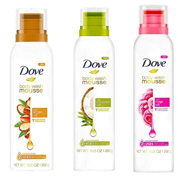 Dove Gel Argán - Top 5 On line 2