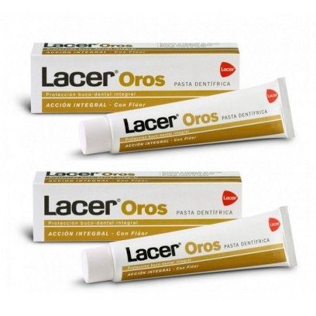 Duplo Lacer Oros Pasta Dentífrica - La Mejor selección Online 2