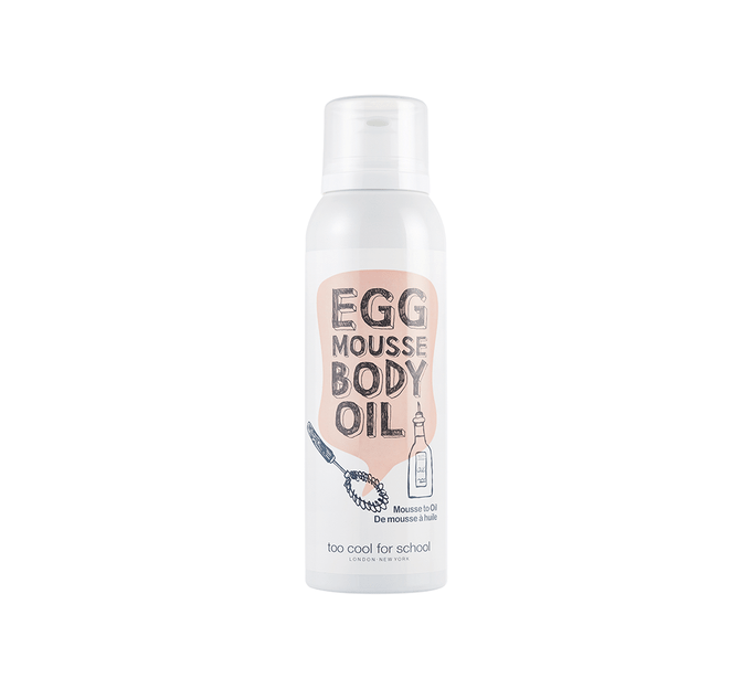 Egg Mousse Body Oil - Top 5 On line 2